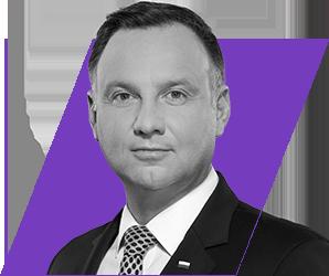 Andrzej Duda (onsite)